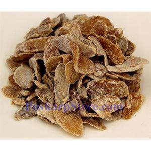 Picture of Premium Preserved Sweet Ginger Slices 1 lb