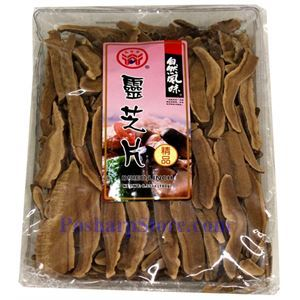 Picture of Havista Dried Lingchi (ganoderma mushroom) 6.35 Oz
