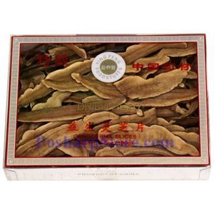 Picture of Ying Feng Foodstuffs Ganoderma Mushroom 3.5 Oz