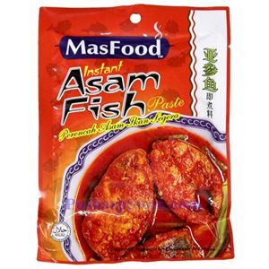 Picture of Masfood Instant Asam Fish Paste