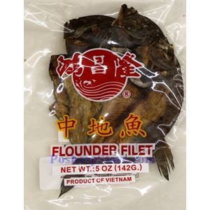 Picture of Hong Chang Long Flounder Fillet 5 oz