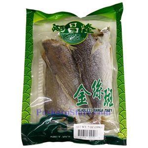 Picture of Hong Chang Long Headless Banga Mary Fish 7 Oz