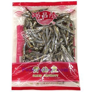 Picture of Hong Chang Long Dried Anchovy  4 oz