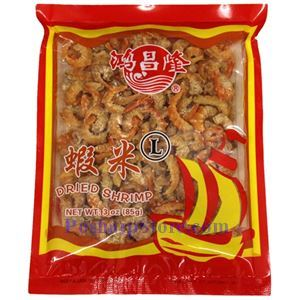 Picture of Hong Chang Long Dried Shrimp (L) 3 oz
