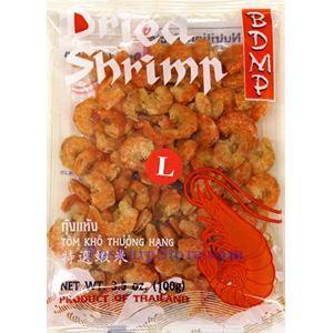 Picture of BDMP Thailand Dried Shrimp (L) 3.5 oz