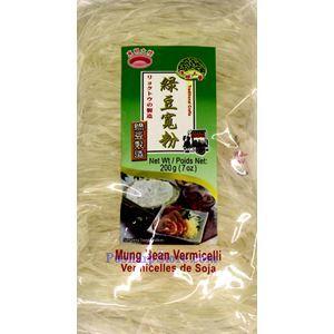 Picture of Dongming Bridge Mung Bean Strip  7 Oz