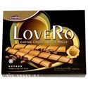 Picture of Conpro LoveRo Coffee Creamy Wafer Rolls 4.2Oz
