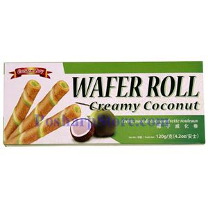Picture of Golden Boy Creamy Coconut Wafer Roll 4.2Oz