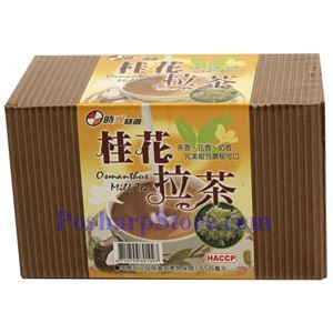 Picture of Osmanthus Milk Tea 13 oz