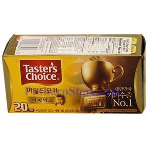 图片 韩国Taster's Choice牌即溶咖啡黄包装 240克
