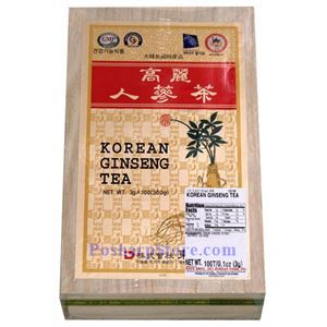 Picture of Korean Ginseng Tea 100 Teabags