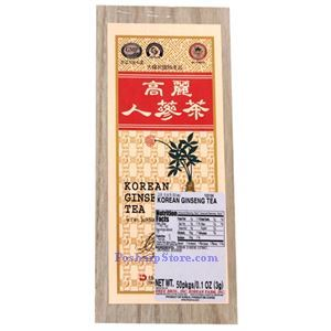 Picture of Korean Ginseng Tea 50 Teabags