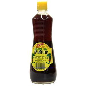 Picture of Shirakiku 100% Pure Sesame Oil  22 Oz