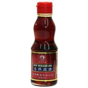 图片 联合食品牌香辣麻油 170克