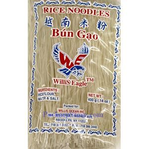 Picture of Willis Eagle Rice Noodles (Bun Gao) 14Oz