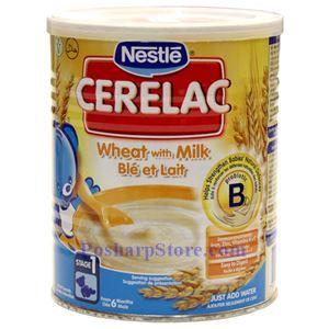 图片 雀巢Cerelac 牛奶麦粉 400克