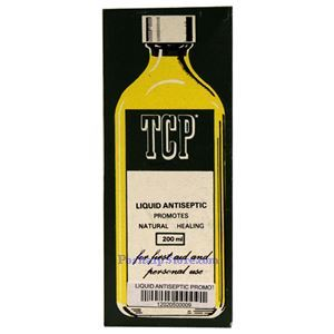 Picture of TCP Antiseptic Liquid Promotes Natural Healing 6.7 oz