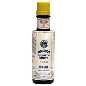 Picture of Angostura Aromatic Bitter 4 fl oz