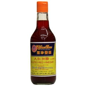 Picture of Koon Chun Diluted Red Vinegar 16.9 fl oz