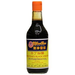Picture of Koon Chun Sweetened Black Vinegar 16.9 fl oz