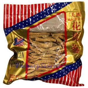 Picture of President Brand American Wisconsin Ginseng Roots (long) 1 Lb