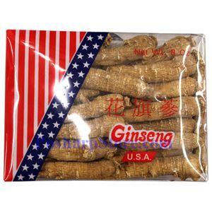 图片 总统牌美国花旗参 大号长枝 半磅