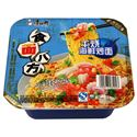 Picture of MasterKong Seafood Flavor Instant Noodle (Square)