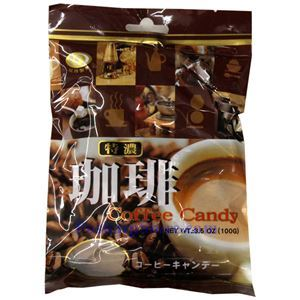 Picture of Lude Extra Strength Coffee Candy 3.5oz