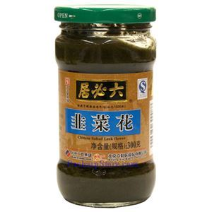 Picture of LiuBiju Chinese Salted Leek Flower Paste 10.5oz