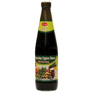 Picture of Lee Brand Vegetarian Oyster Sauce (Dau Hao Chay) 26.7Oz