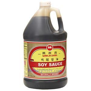 Picture of Wan Ja Shan Regular Soy Sauce 1 Gallon