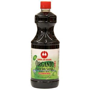Picture of Wan Ja Shan Organic Aged Soy Sauce 33.8 Fl Oz