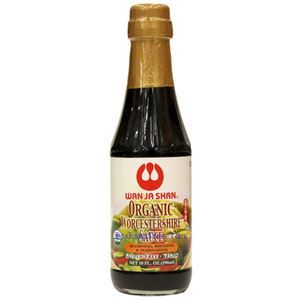 Picture of Wan Ja Shan Organic  Worcestershire Sauce (Vegan) 10 Fl Oz