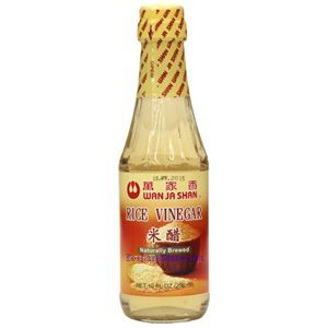 Picture of Wan Ja Shan Rice Vinegar 10 Fl Oz