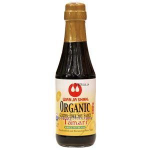 Picture of Wan Ja Shan Organic Tamari Gluten-Free Soy Sauce 10 Fl Oz