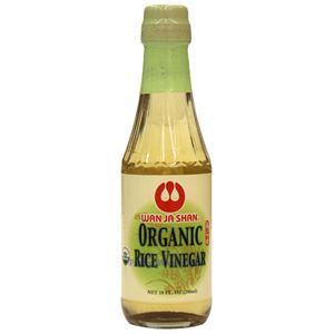 Picture of Wan Ja Shan Organic Rice Vinegar 10 Fl Oz