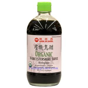 Picture of Wan Ja Shan Organic Worcestershire Sauce (Vegan) 15 Fl Oz