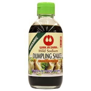 Picture of Wan Ja Shan Mild Sodium Dumpling Sauce 6.7 Fl Oz