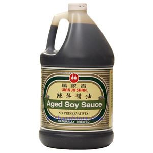 Picture of Wan Ja Shan Aged Soy Sauce 1 Gallon