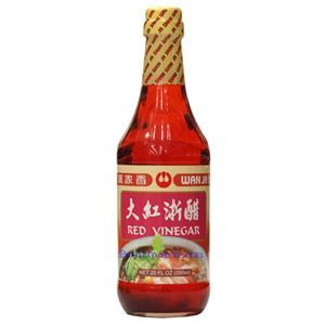 Picture of Wan Ja Shan Red Vinegar 20 Fl Oz