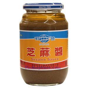 Picture of Mingteh Sesame Sauce 16.2 Oz