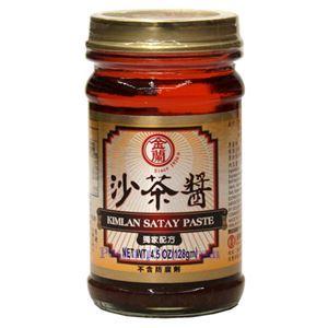 Picture of Kimlan Satay Sauce 4.5 Oz