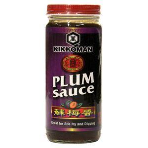 Picture of Kikkoman Plum Sauce  9.4 Oz