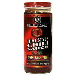 Picture of Kikkoman Thai Style Chili Sauce  9.4 Oz