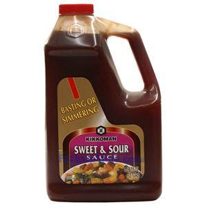 Picture of Kikkoman Sweet & Source Sauce  4.7 Lbs