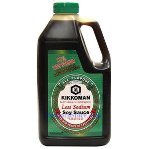 图片 万字牌低盐酱油 1.2升