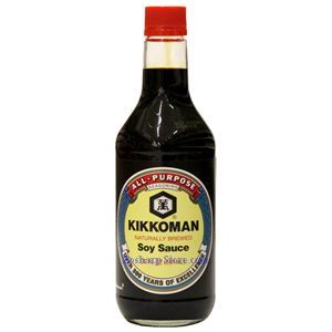 Picture of Kikkoman Soy Sauce 20 Fl Oz