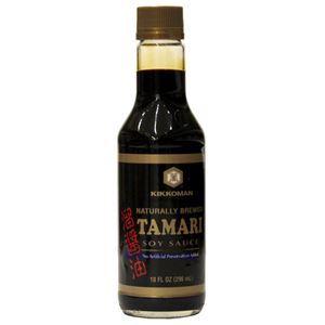 Picture of Kikkoman Tamari Soy Sauce 10 Fl Oz