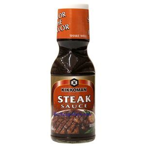 Picture of Kikkoman Steak Sauce  11.75 Fl Oz