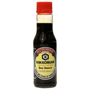 Picture of Kikkoman Soy Sauce 5 Fl Oz